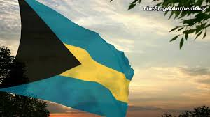Image result for bahamas flag