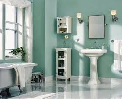 Choosing Bathroom Paint Colors For Walls And Cabinets  Color Paint Color For Small Bathroom