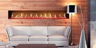 the davinci collection single sided linear gas fireplace davinci custom fireplaces