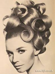 1967 large curls hairstyle hairstyle by maurice a time in history wedding 1960s