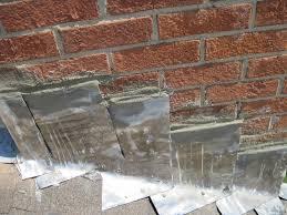 chimney flashing repair cost leak