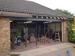 charming single garage door lintel b68 idea for great home decoration