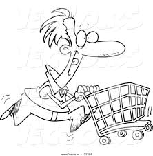 Cart coloring pages