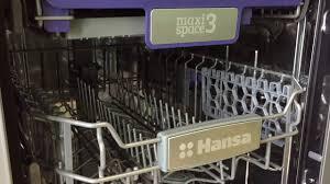 Обзор посудомоечной машины <b>Hansa</b> ZWM428IEH - YouTube