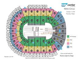 Particular Universoul Circus Seating Chart Newark Nj 2