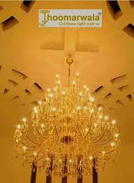 big size italian candle pendant chandelier