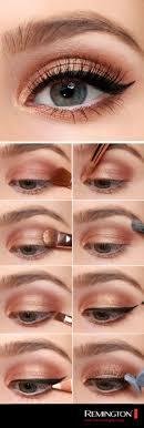 este maquillaje es súper in y además funciona perfecto para un evento de día o de