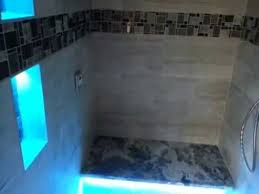 how to install led lighting in a shower vid 3 final
