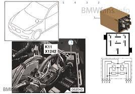 relay for windshield wiper k11 bmw 3 e46 318i n46 europe relay for windshield wiper k11