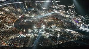T Mobile Arena Las Vegas Concert Seating Chart T Mobile Arena Section 221 Concert Seating Rateyourseats Com