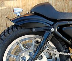 new tsunami aluminum rear fender for your sportster at cyril huze