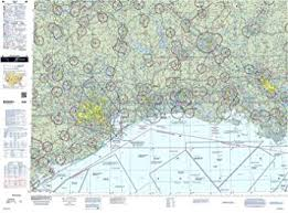 Faa Chart Vfr Sectional Houston Shou Current Edition