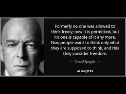 "Oswald Spengler, Democracy and Equality"" - Thomas F. Bertonneau - YouTube"
