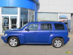 All Chevy blue chevy hhr : Blue Flash Metallic 2008 Chevrolet HHR LT Exterior Photo #45399946 ...