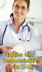 Cna Job Description - Duties And Responsibilities | Pinterest ...