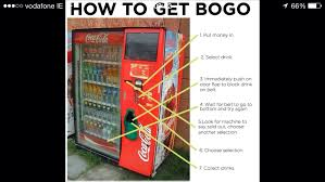 How To Get A Free Drink From A Vending Machine Amazing Musely