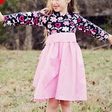 Dress Patterns For Toddlers Gorgeous Pretty In Pink Girls Dress Pattern AllFreeSewing