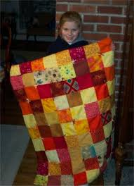 Kids can make a pieced quilt, learn how to make an easy pieced ... & Your Beautiful Quilt is DONE!!! Adamdwight.com