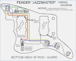 beautiful fender jaguar humbucker wiring diagram inspiration fender jazzmaster wiring diagrams at Jazzmaster Wiring Diagrams