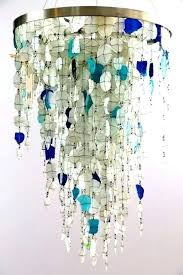 recycled glass chandelier beaded glass chandelier recycled glass chandelier chandelier recycled glass beaded chandelier glass beaded