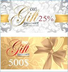Templates For Gift Certificates Free Downloads Blank Certificate ...