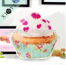 Small Picture 3d Digital Printing Wholesale Cupcake Shaped Cushions Home Decor