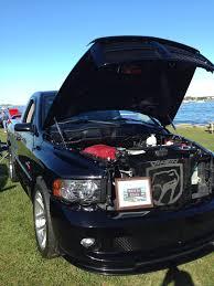 Dodge ram SRT 10 viper truck. Red snake skin under the hood.   Cars ...