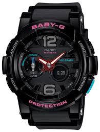 Наручные <b>часы CASIO BGA</b>-180-1B