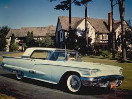 1958 Ford Thunderbird | Ford | SuperCars.net