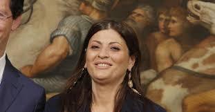 Chi è Jole Santelli, candidata governatrice della Calabria ...