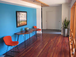blue wall colors orange blue walls design ideas living
