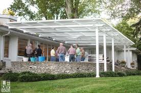style louvered roofs roof patio