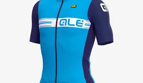 Logo <b>Summer men short sleeves</b> Jersey | Alé Cycling