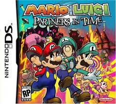 Mario and Luigi - Partners in Time nds rom download