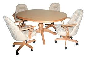 kitchen table chairs with wheels dining chairs casters inc timber lane dining chair great kitchen table and chairs with wheels kitchen table chairs casters