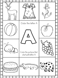 Gallery of the 25 best ideas about beginning sounds worksheets on ...