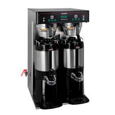 Welcome to the caffeine trifecta. Combined Coffee Machine Trifecta Bunn O Matic Corporation Commercial Automatic