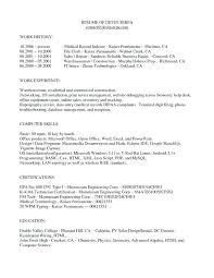 Census Clerk Sample Resume Interesting Census Clerk Sample Resume Colbroco