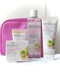 Boots Botanics Hair Colour Chart Boots Botanics All Bright Skincare Range Review By The