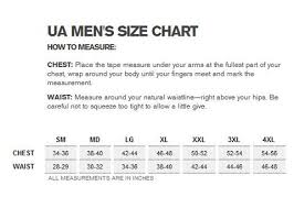 Under Armour Sizes Run Small