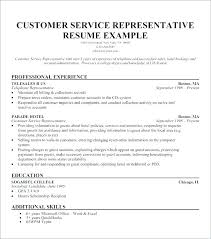 Resume Skill Examples Resume Qualifications And Skills Examples