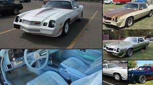 1979 Chevrolet Camaro Z28 - news, reviews, msrp, ratings with ...