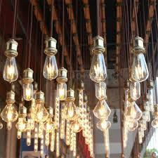 Us 559 44 Offvintage Dimmer 220v 110v Led Bulb E27 E26 Filament Light Cob Glass Bulb A60 St64 16w Lamp Antique Retro Led Edison Lamp Decor In Led