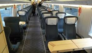 Renfe Seating Chart Ave S103 High Speed Trains