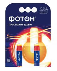 <b>Батарейка Фотон LR03</b> (<b>AAA</b>), цена – купить в ТЕКО ...