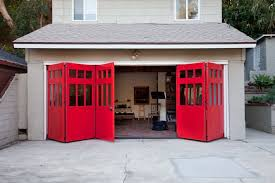 bi fold garage doorsUnique Folding Garage Doors With Folding Garage Doors Garage Doors