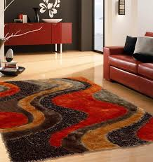 burnt orange area rug inspirational orange and brown area rugs