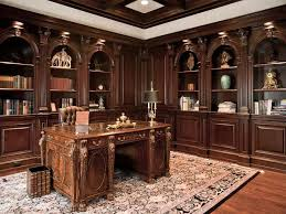 Old World Library Decor | Old World, Gothic, and Victorian Interior Design:  Victorian