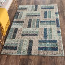 safavieh monaco grey blue 4 ft x 6 ft area rug
