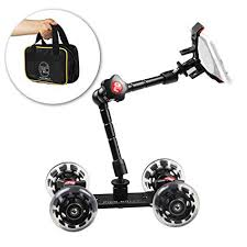 New PNC Pico Flex Dolly Kit for Digital DSLR Skater ... - Amazon.com